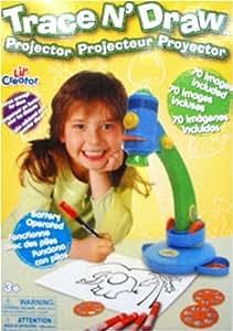 Kids Trace N' Draw Art Projector
