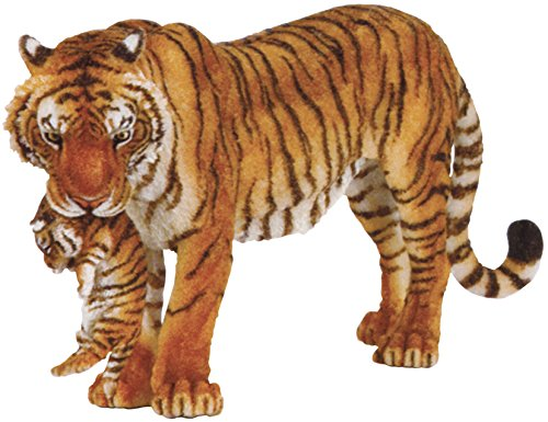 Papo Tigress with Cub Playset
