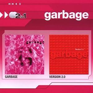 coffret 2 CD :  Garbage - Version 2.0