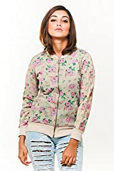 Young Trendz Women's Jacket (BJACKET1S_Gold_Small)