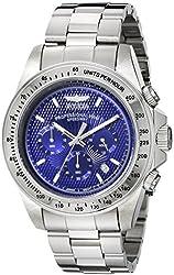Invicta Men's 18391 Speedway Silver-Tone Stainless Steel Watch