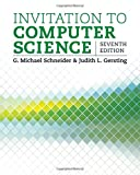img - for Invitation to Computer Science book / textbook / text book