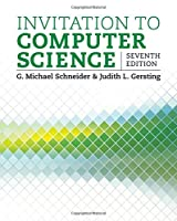 Invitation to Computer Science, 7th Edition Front Cover