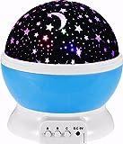 SOLMORE LED Star Projektor Nachtlicht 360 Grad drehbar Starlight Sternenhimmelprojektor