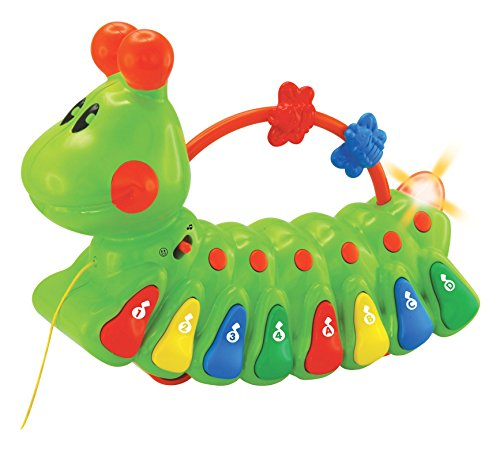 Navystar Learning Caterpillar Baby Toy