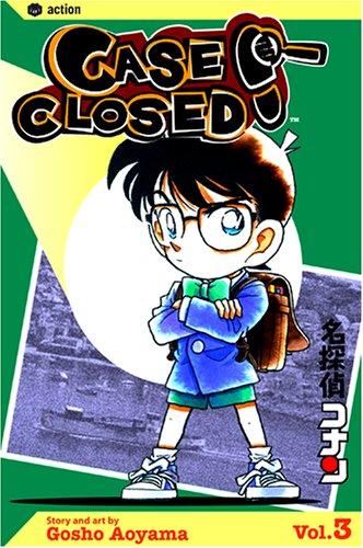 名探偵コナン コミック3巻 (英語版)