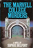 img - for The marvel College Murders book / textbook / text book