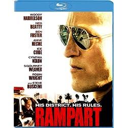 Rampart [Blu-ray]