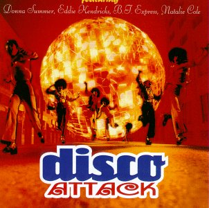 Disco Attack, Donna Summer; Eddie Kendricks; B.J. Express; Natalie Cole