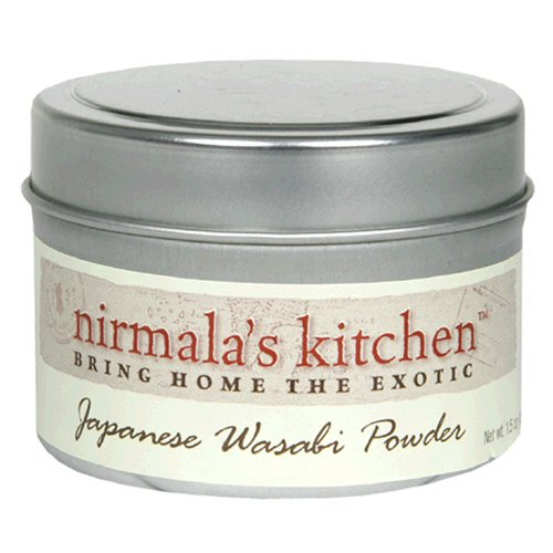 Nirmala's Kitchen Single Spice, Japanese Wasabi Powder, 1.5-Ounce Unit (Pack of 3)
