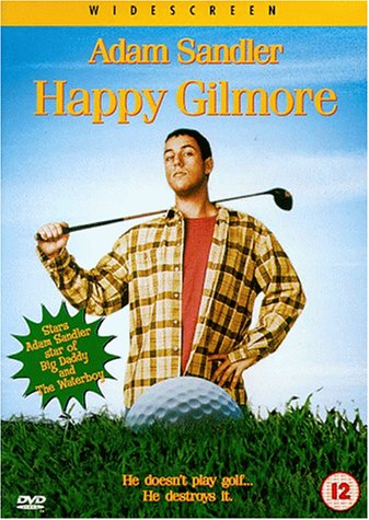 Happy Gilmore [UK Import]