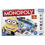 Despicable Me 2 Monopoly w/free rainbow dice pack