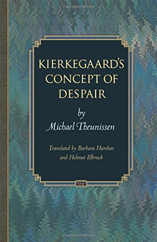 Kierkegaard's Concept of Despair (Princeton Monographs in Philosophy)