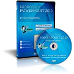 Learn Microsoft PowerPoint 2010 Video Training Tutorial DVD