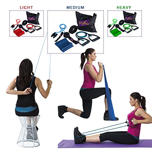 Physical Therapy Exercise Bands Equipment Shoulder Pulley