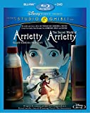 Arrietty, le petit monde des chapardeurs / The Secret World of Arrietty (Bilingual) [Blu-ray + DVD]