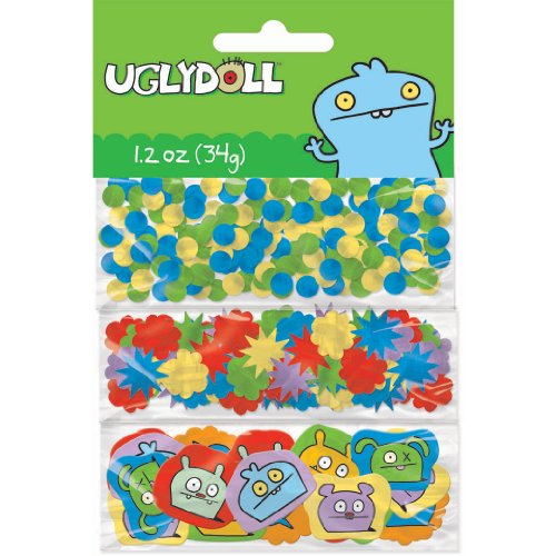 Uglydoll - Value Confetti Party Accessory - 1