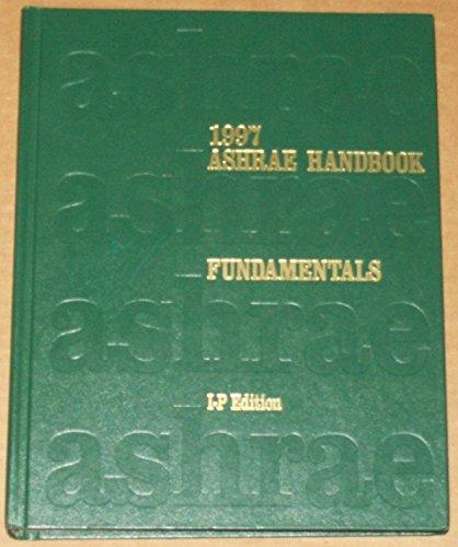 Ashrae Handbook - 1997 Fundamentals