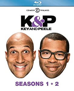 Key & Peele: Seasons One & Two [Blu-ray]