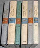 Readers Bookshelf of American Literature, in Six (6) Volumes: Drama, Literary Essays, Poetry, Short Novels, Short Stories