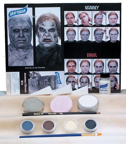 Loftus International Graftobian Mummy/Ghoul Make-Up Kit