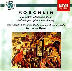 Seven Stars Symphony / Ballade pour piano et orchestre