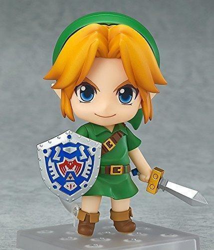 kb04c Good Smile The Legend of Zelda: Majora?fs Mask 3D Link Nendoroid /ITEM#G839GJ UY-W8EHF3166355