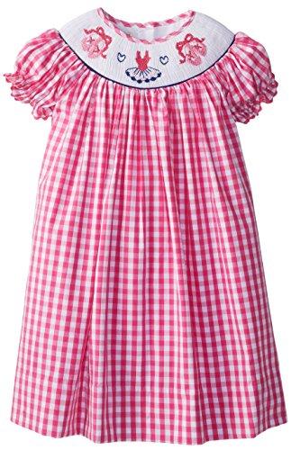 Smocked Childrens Dresses front-141045