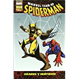 Marvel Team up Spiderman 14, Olores y sentidos
