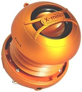 X-mini UNO XAM14-OR Mono Capsule Speaker - Orange