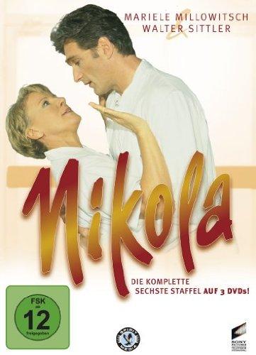 Nikola - Die komplette sechste Staffel [3 DVDs]