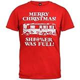 Christmas Vacation - Shitter Was Full T-Shirt