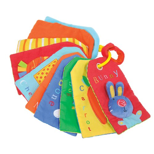 Touch-Me Textured Baby Flash Cards/Activity Toy