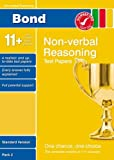 Alison Primrose Bond 11+ Test Papers Non-Verbal Reasoning Standard Pack 2
