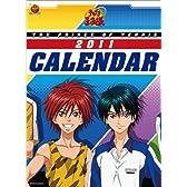 テニスの王子様 2011年 カレンダー
