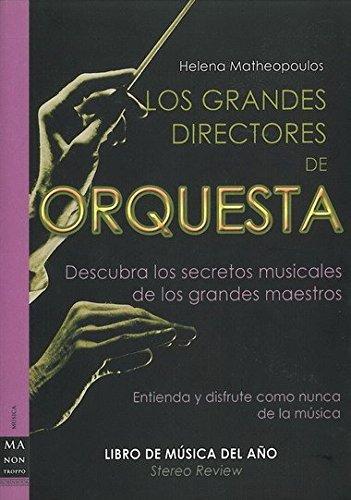 GRANDES DIRECTORES DE ORQUESTA