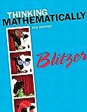 Thinking Mathematically (6th Edition)