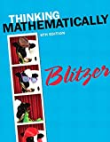 img - for Thinking Mathematically (6th Edition) book / textbook / text book
