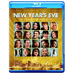 New Year's Eve (Movie Only Edition Blu-ray+UltraViolet Digital Copy)