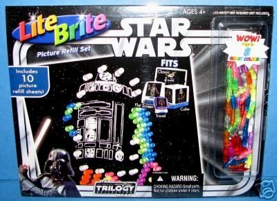 lite-brite-star-wars-picture-refill-set-by-lite-brite