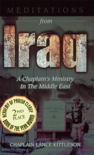 Meditations from Iraq: A Chaplain's Ministry