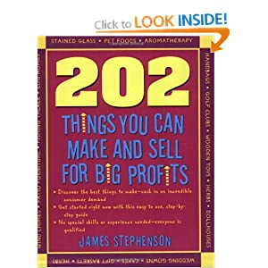 202 things you can make and sell for big profits two for Items you can make and sell