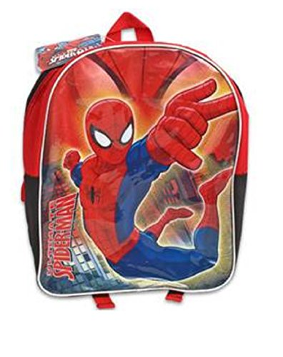 "Ultimate Spiderman 16"" Backpack"