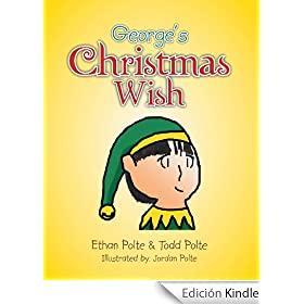 George's Christmas Wish (English Edition)