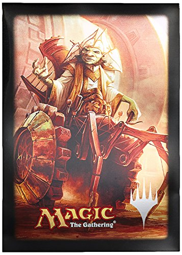 Magic The Gathering - 120 Commander Daretti Deck Protector Sleeves V1 - UPR86195 - Ultra Pro - 1