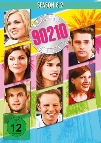Beverly Hills, 90210 - Season 8.2 [4 DVDs]