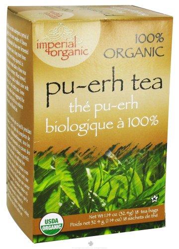 Uncle Lee'S Imperial Organic Tea - Pu-Erh, 18 Count