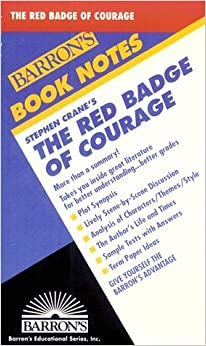 an analysis of a review of red badge of courage by stephen crane Stephen crane, best known for the civil war novel the red badge of courage, also wrote the stark short story, the open boat credit: image courtesy of american memory at the library of congress.