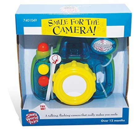Small World Toys Preschool -Smile for the Camera toys for tots