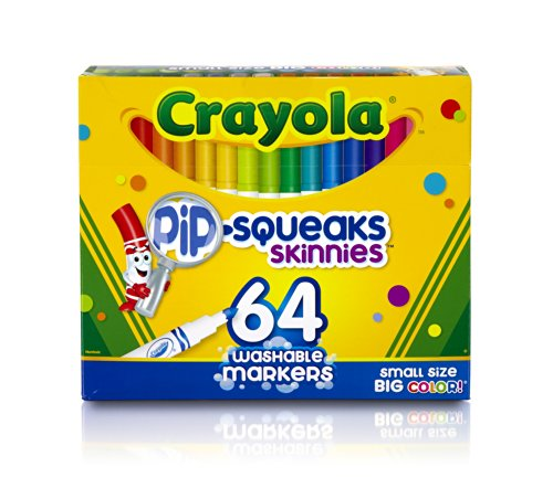 crayola-pip-squeaks-skinnies-washable-markers-64-count-great-for-home-or-school-perfect-art-tools